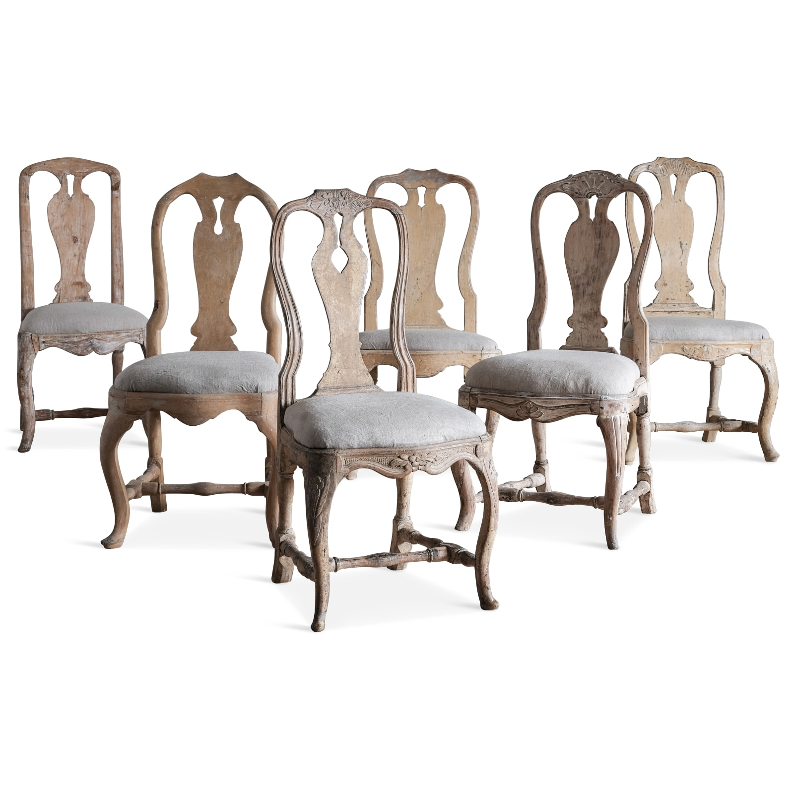 Rococo Chairs D Larsson