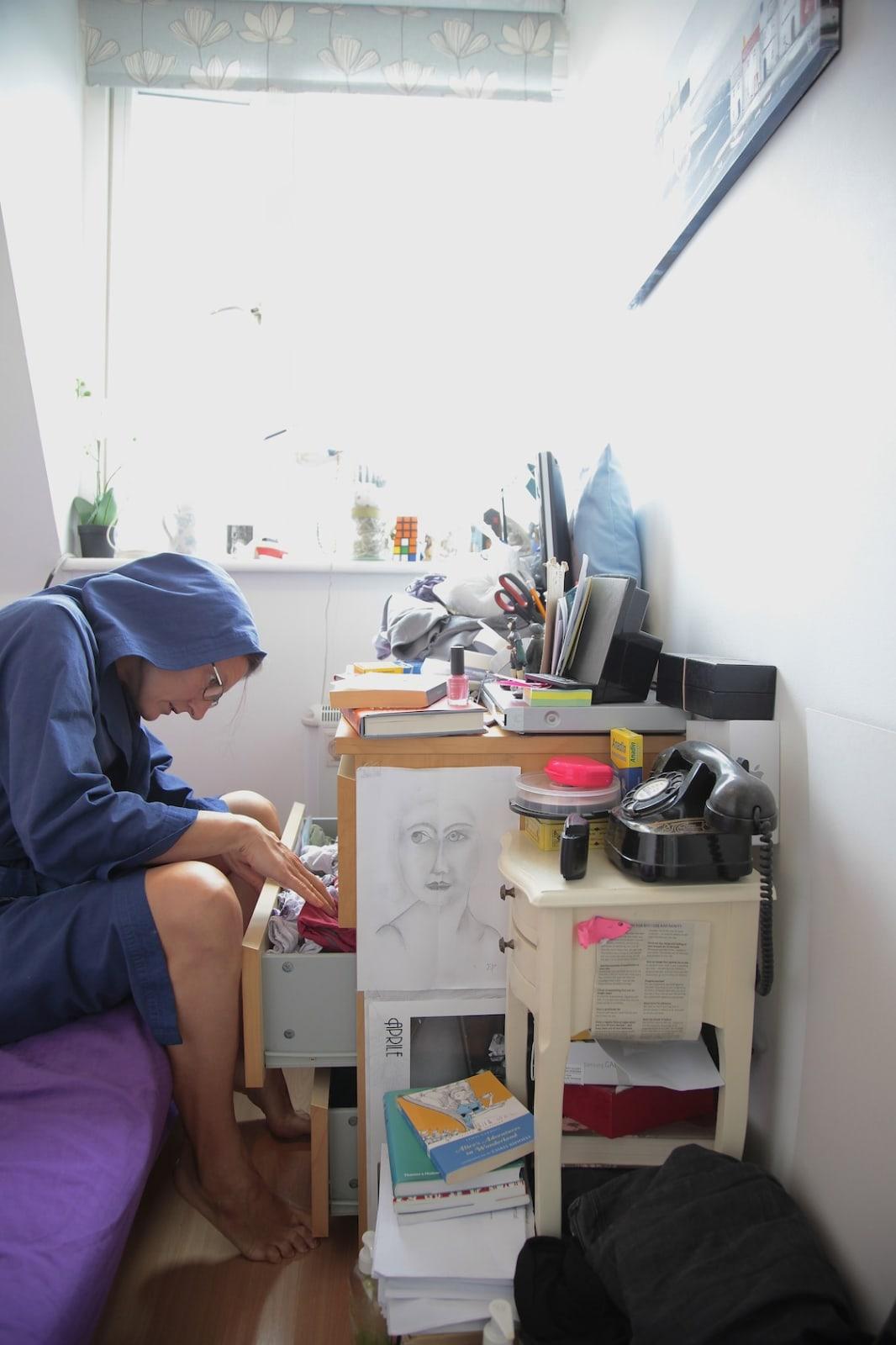 Lichena Bertinato, I live here Pic. No. 5, 2015