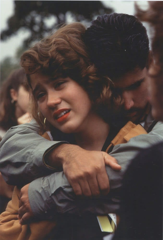 Arlene Gottfried, Loss, 1990
