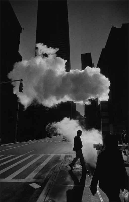 Sid Kaplan New York City Tirage gélatino-argentique, réalisé par l'artiste 33,1 x 21,2 cm 12.99 x 8.27 in Dim. papier: 35,6 x 27,9 cm
