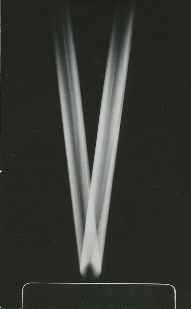 Berenice Abbott, Time Exposure Angle Shot, c. 1958