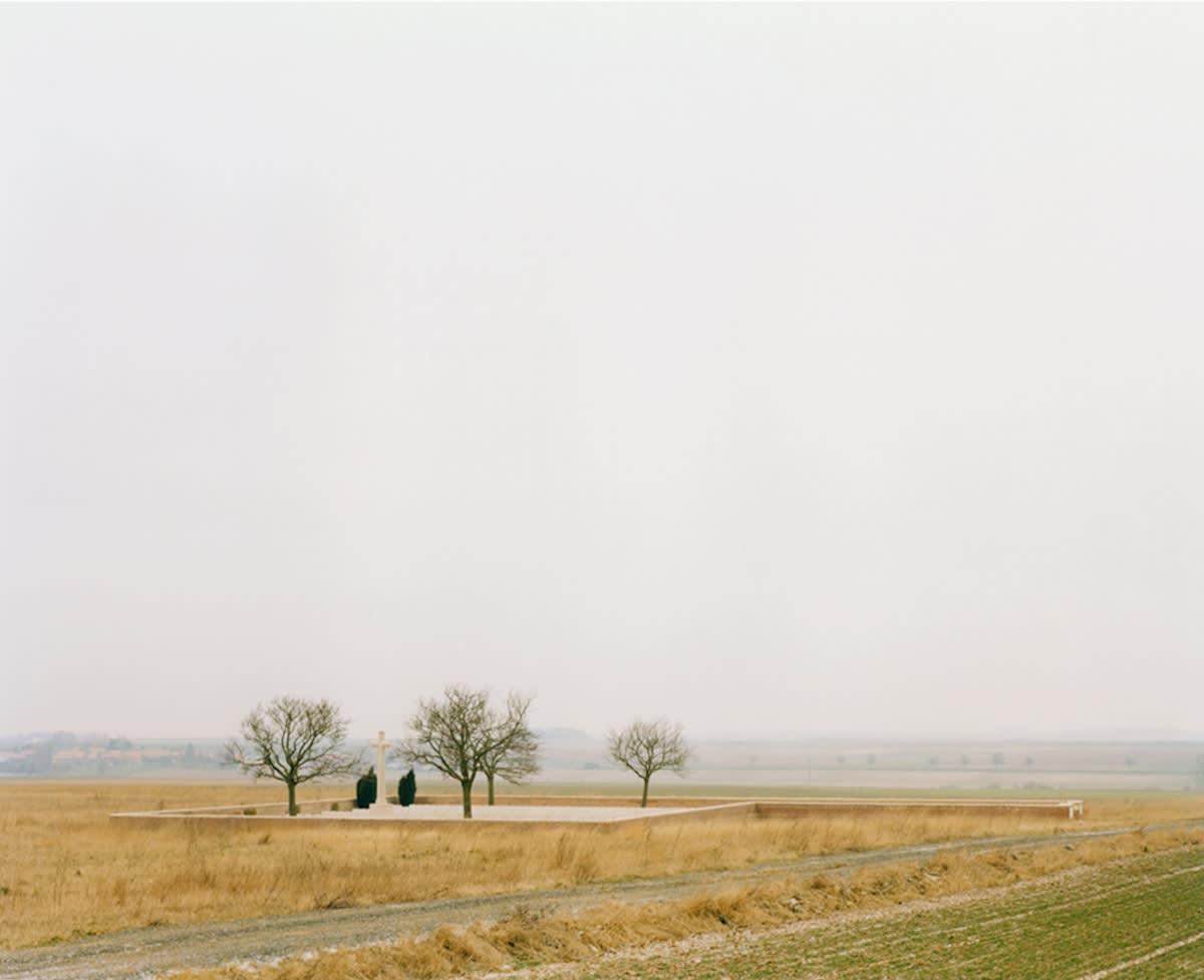 Aymeric Fouquez, Cherisy, France, 2005