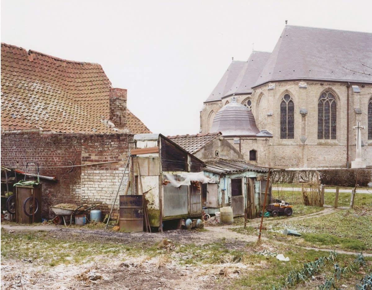 Aymeric Fouquez, West-Cappel, France, 2011