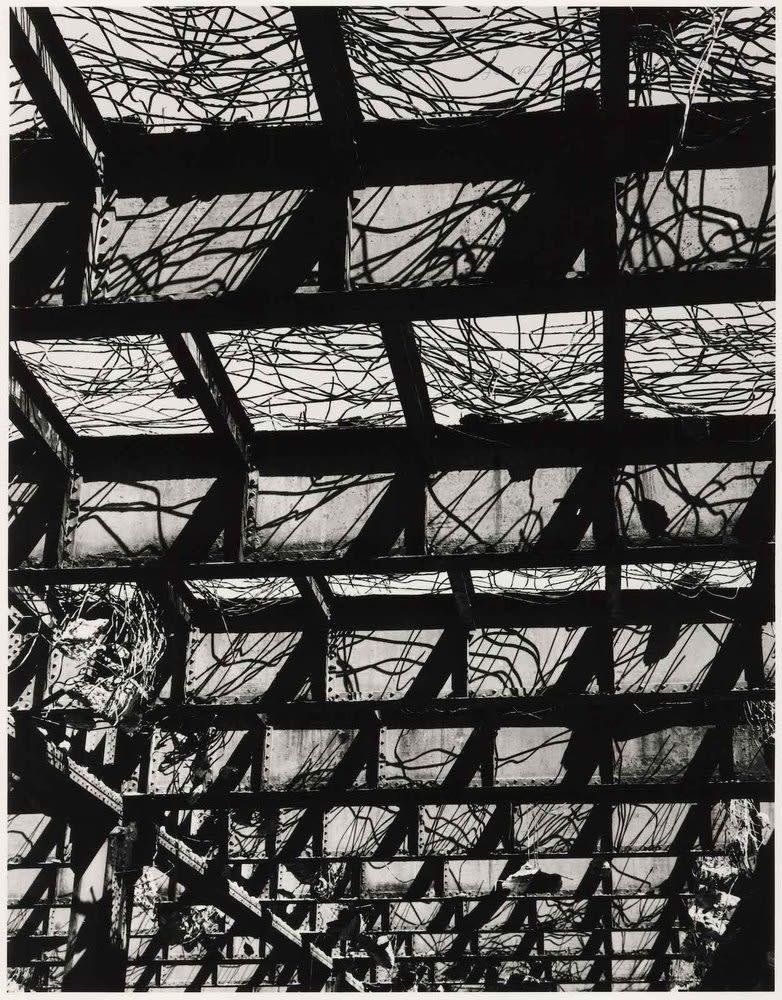 Sid Kaplan, Deconstruction of West Side Highway, New York City, 1982