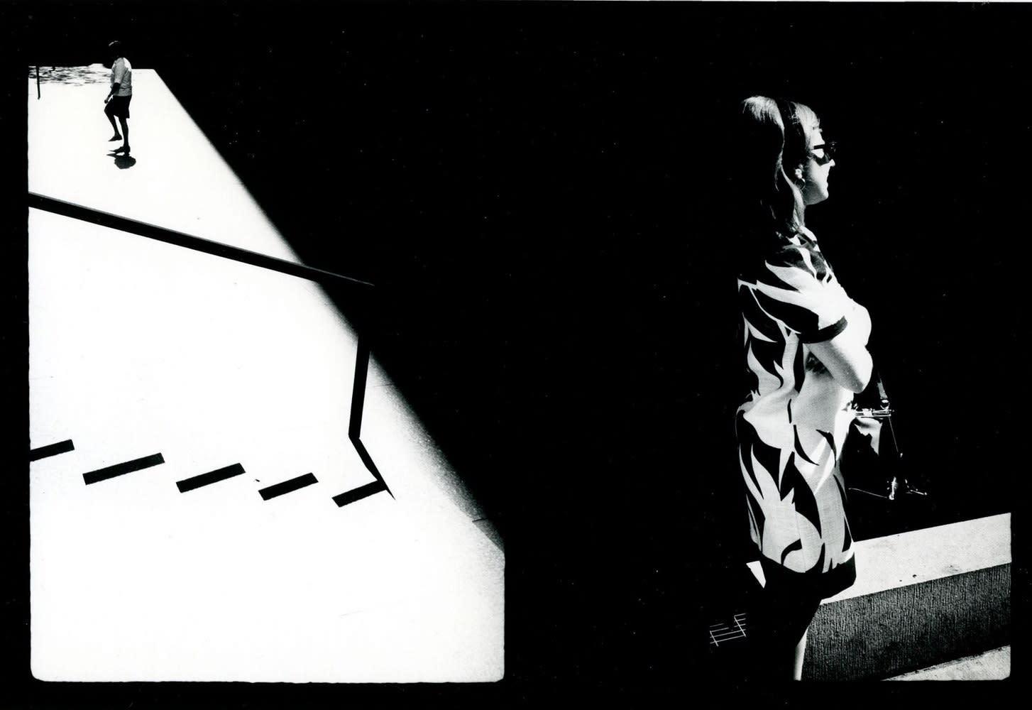 Ray K. Metzker, Couplets, New York, 1968