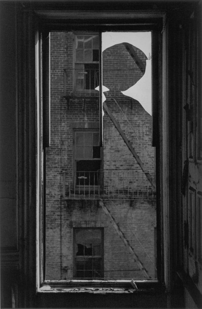 Sid Kaplan, New York City, 1956