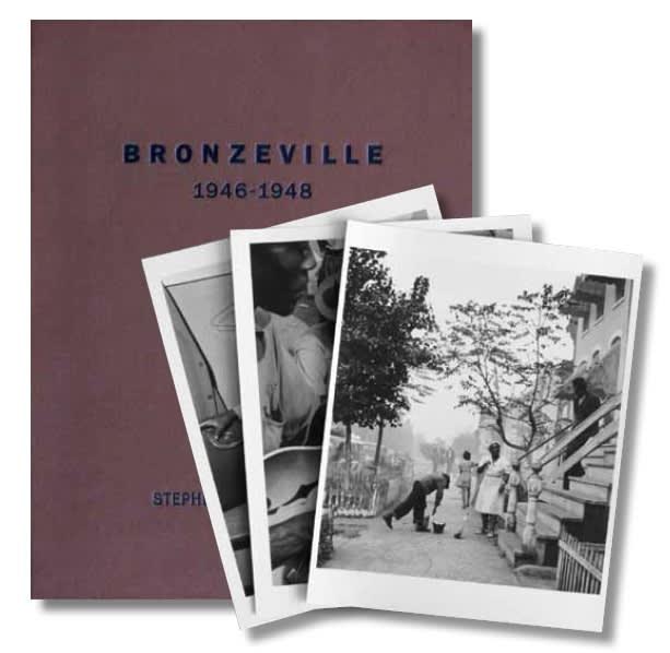 Wayne F. Miller, Bronzeville, 1946-1948