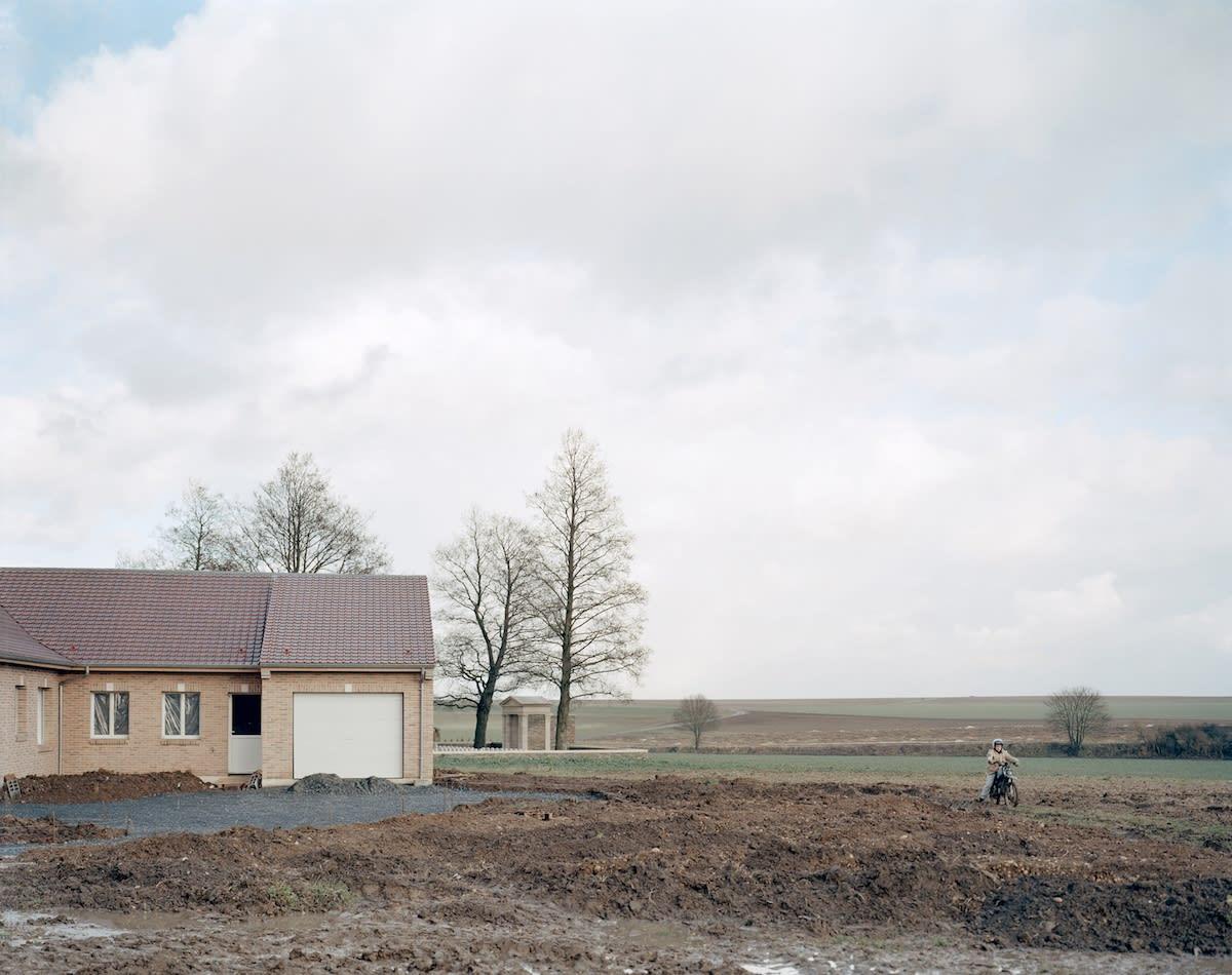 Aymeric Fouquez, Cagnicourt, France, 2007