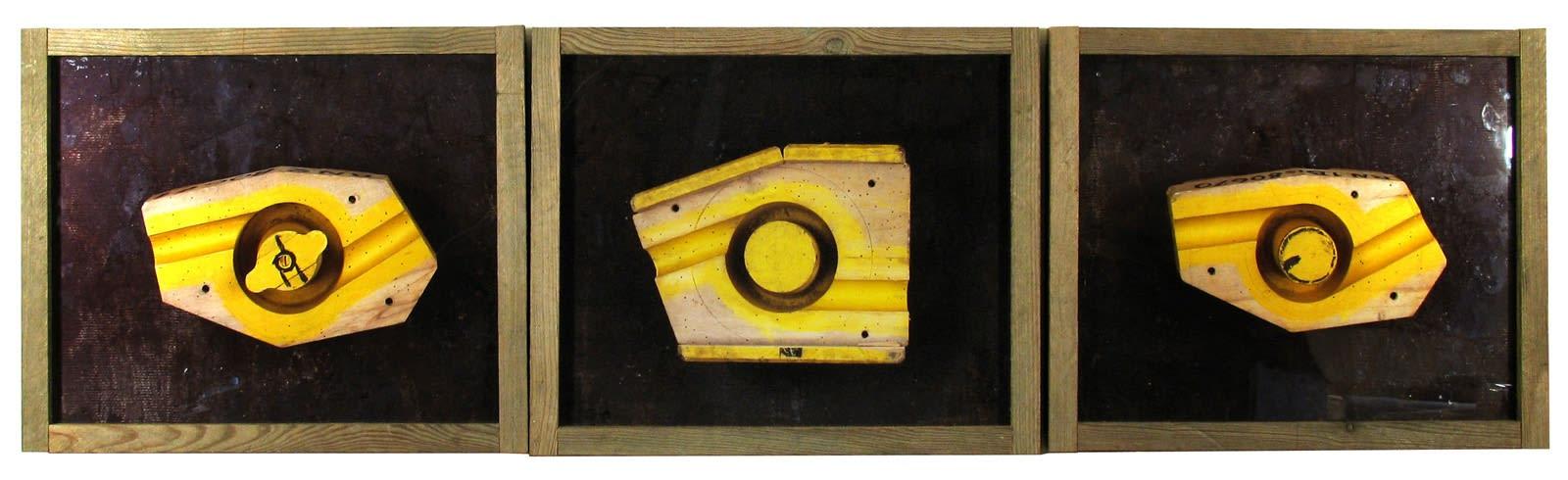 Pascal Kern, Sculpture, 2001