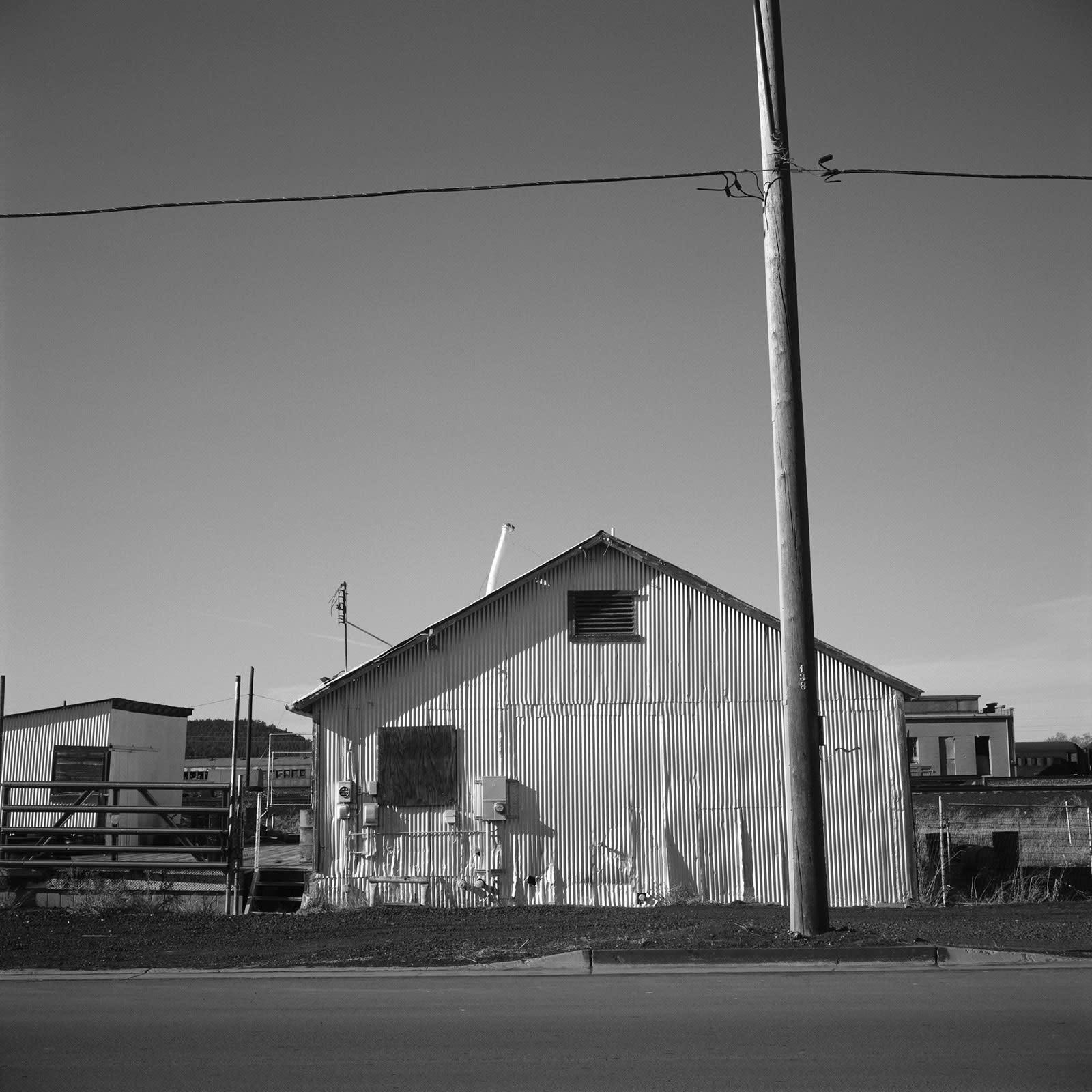 Jean-Christophe Béchet, Williams, Nevada #1, 1999
