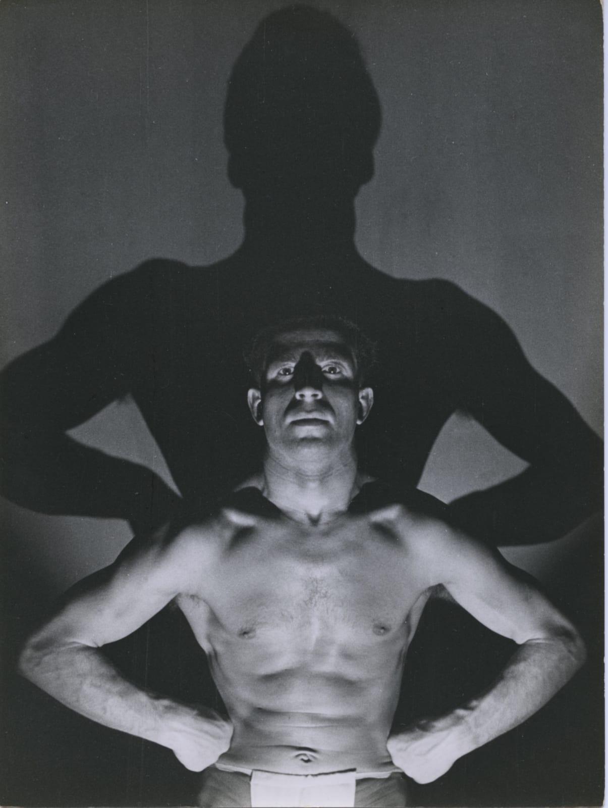 André Steiner Sans titre Tirage gélatino-argentique d'époque 24,2 x 18 cm Dim. papier: 24,2 x 18 cm