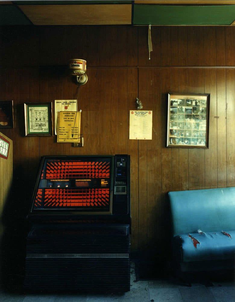 Bruce Wrighton, Paddy's Ale House, Binghamton, NY, 1986