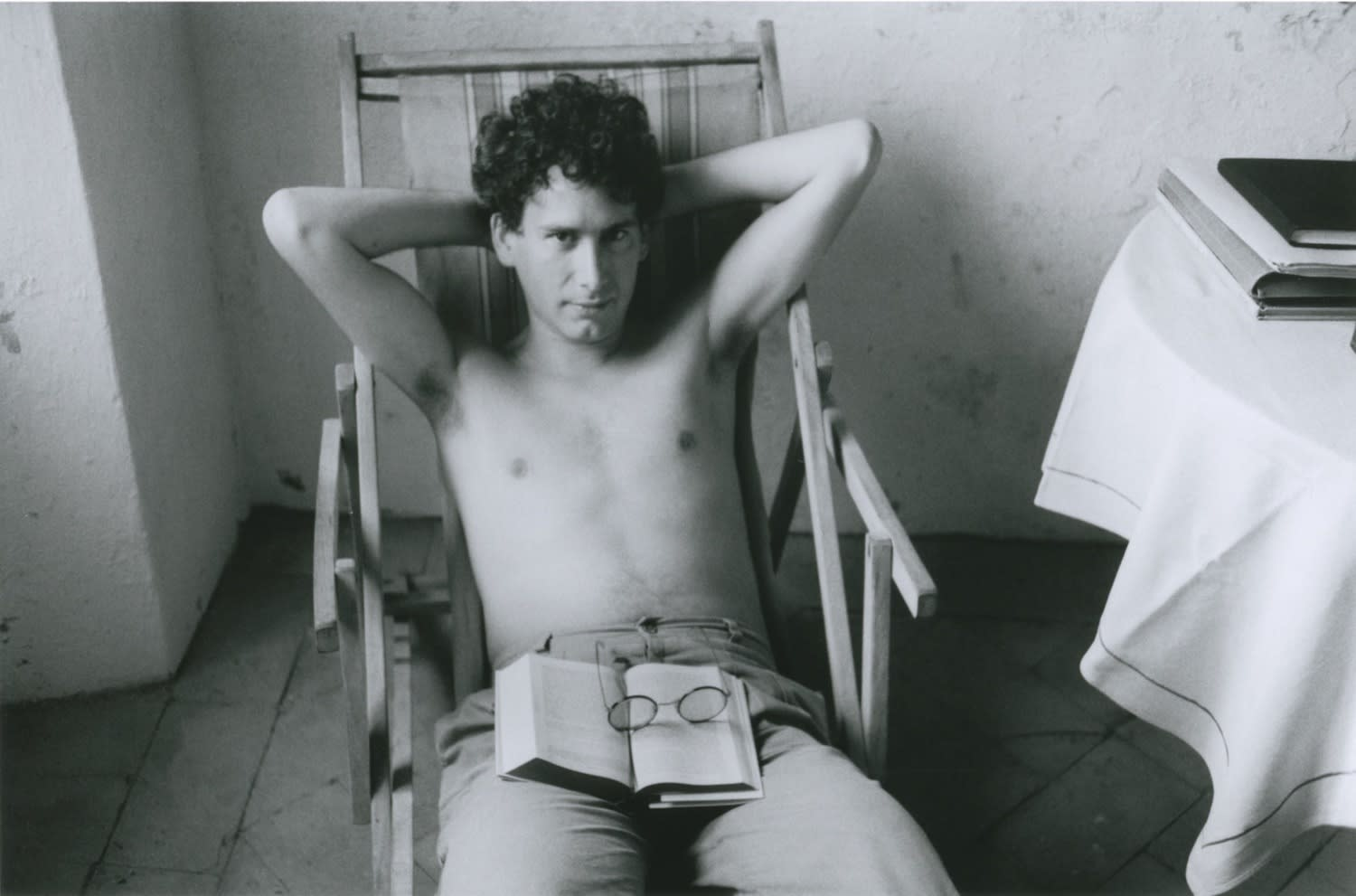 Hervé Guibert, Mathieu, 1982