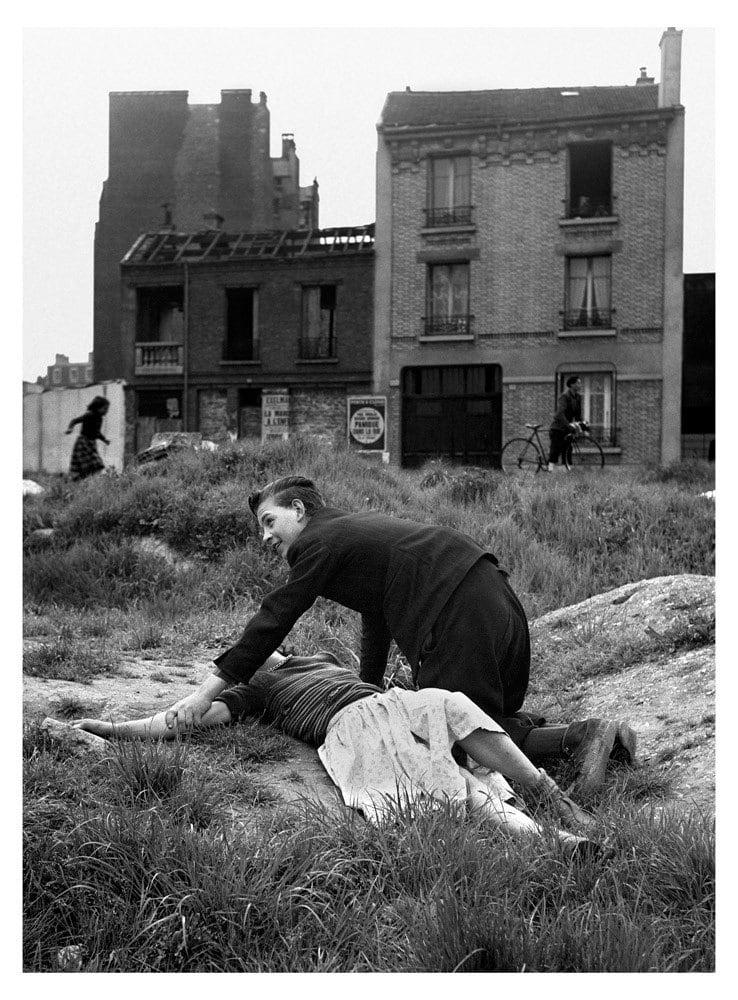 Sabine Weiss, L'Audace, 1950