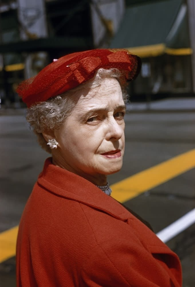 Vivian Maier, Chicago, May 1958