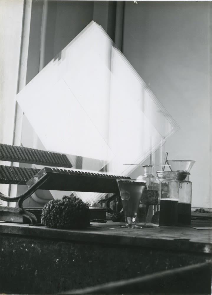 René Zuber, Plaques de verre, 1929