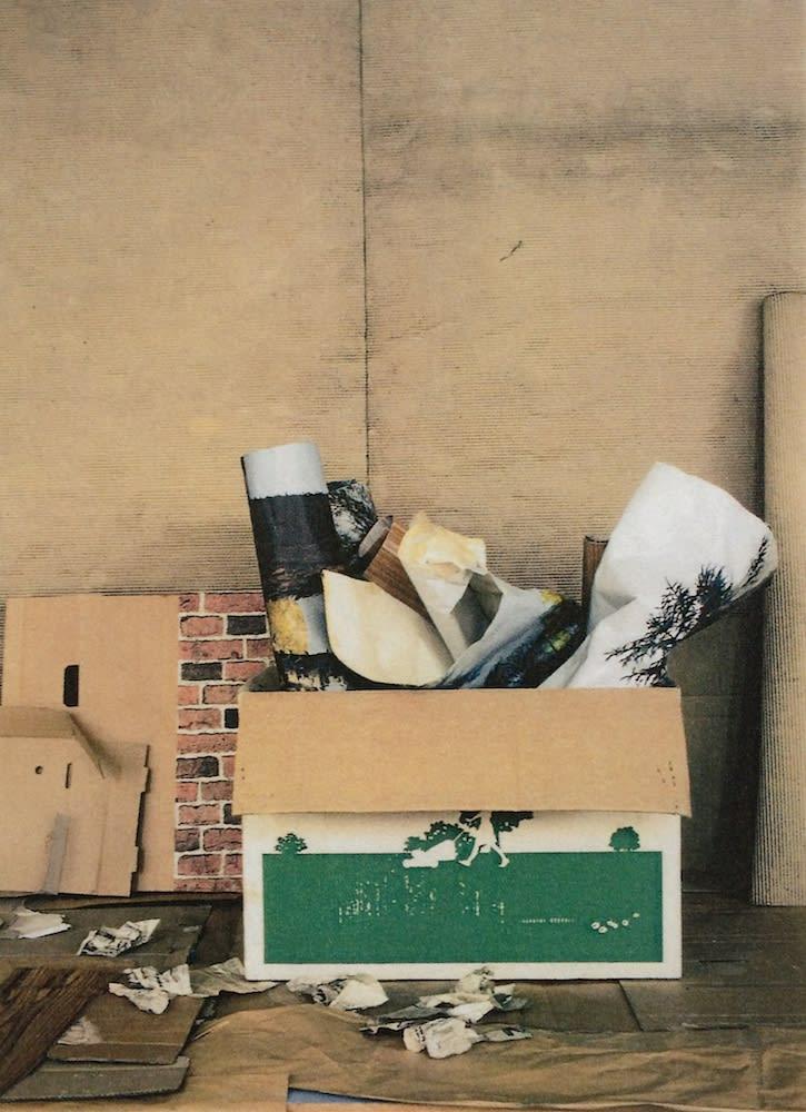 Paul Pouvreau, Le jardin, 1997