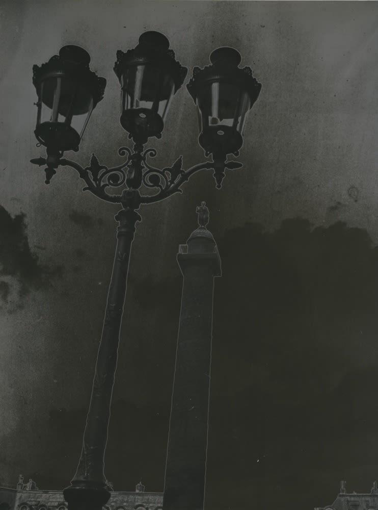 Jean Moral, La colonne Vendôme, 1932