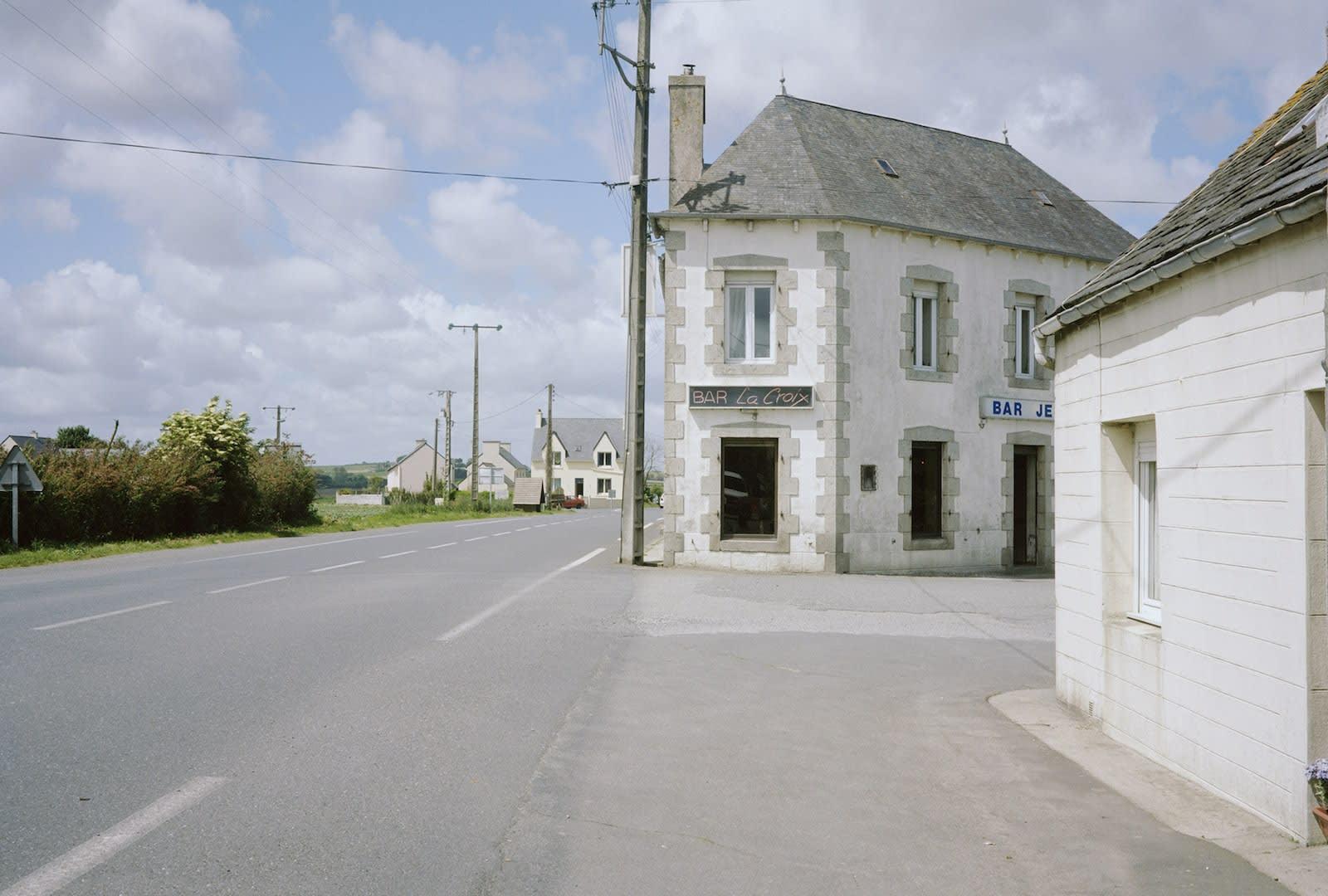André Mérian, Landerneau, mai 2009, Finistère