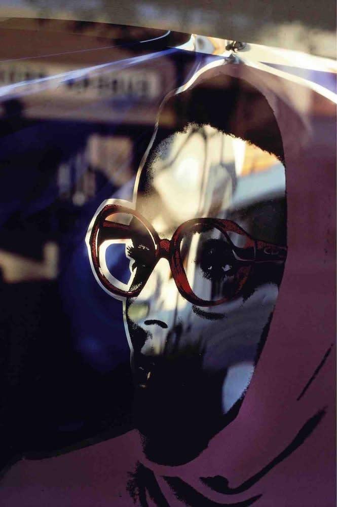 Ernst Haas, New York, 1977