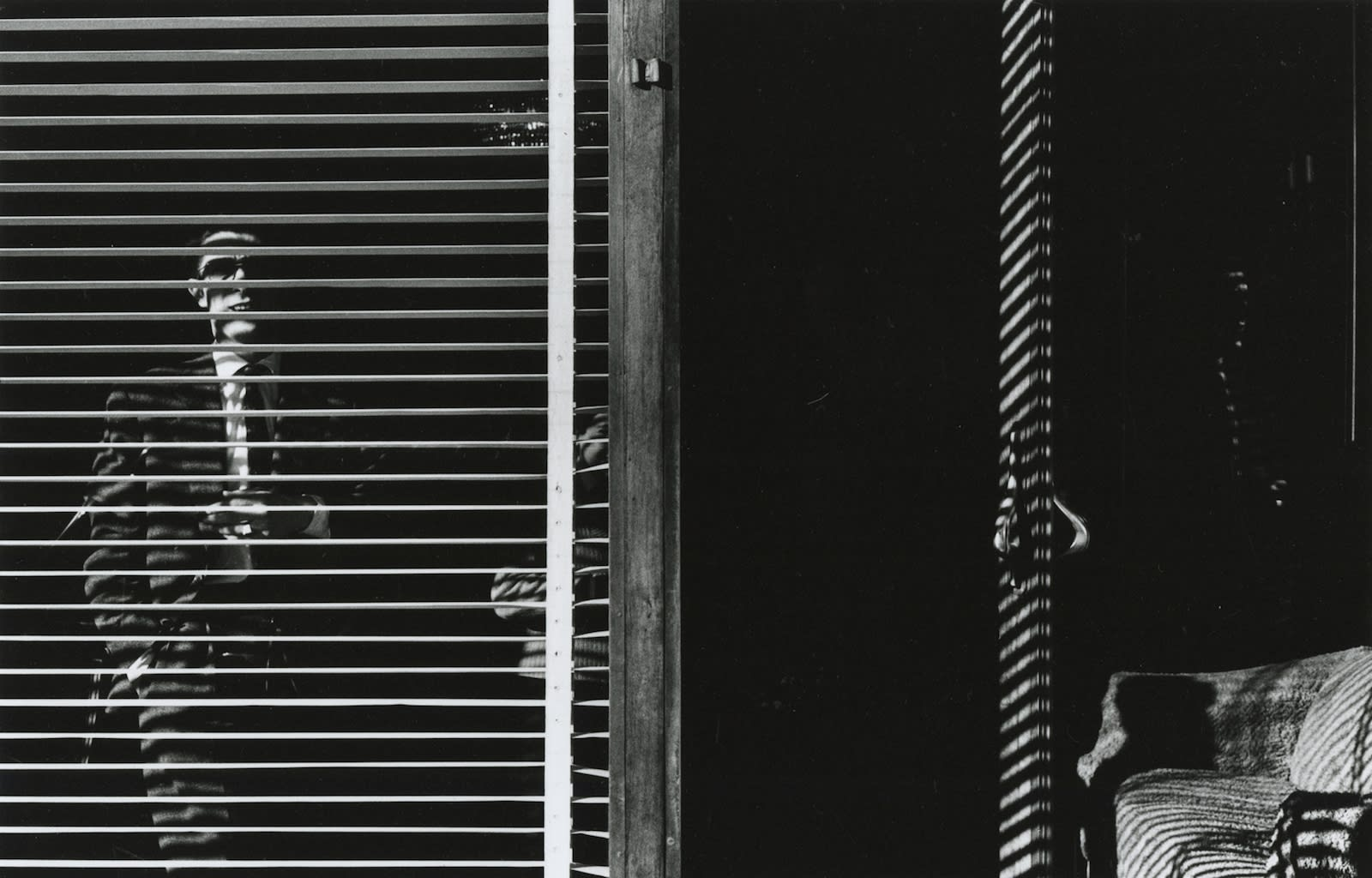 Ray K. Metzker, Alicante, Spain, 1961