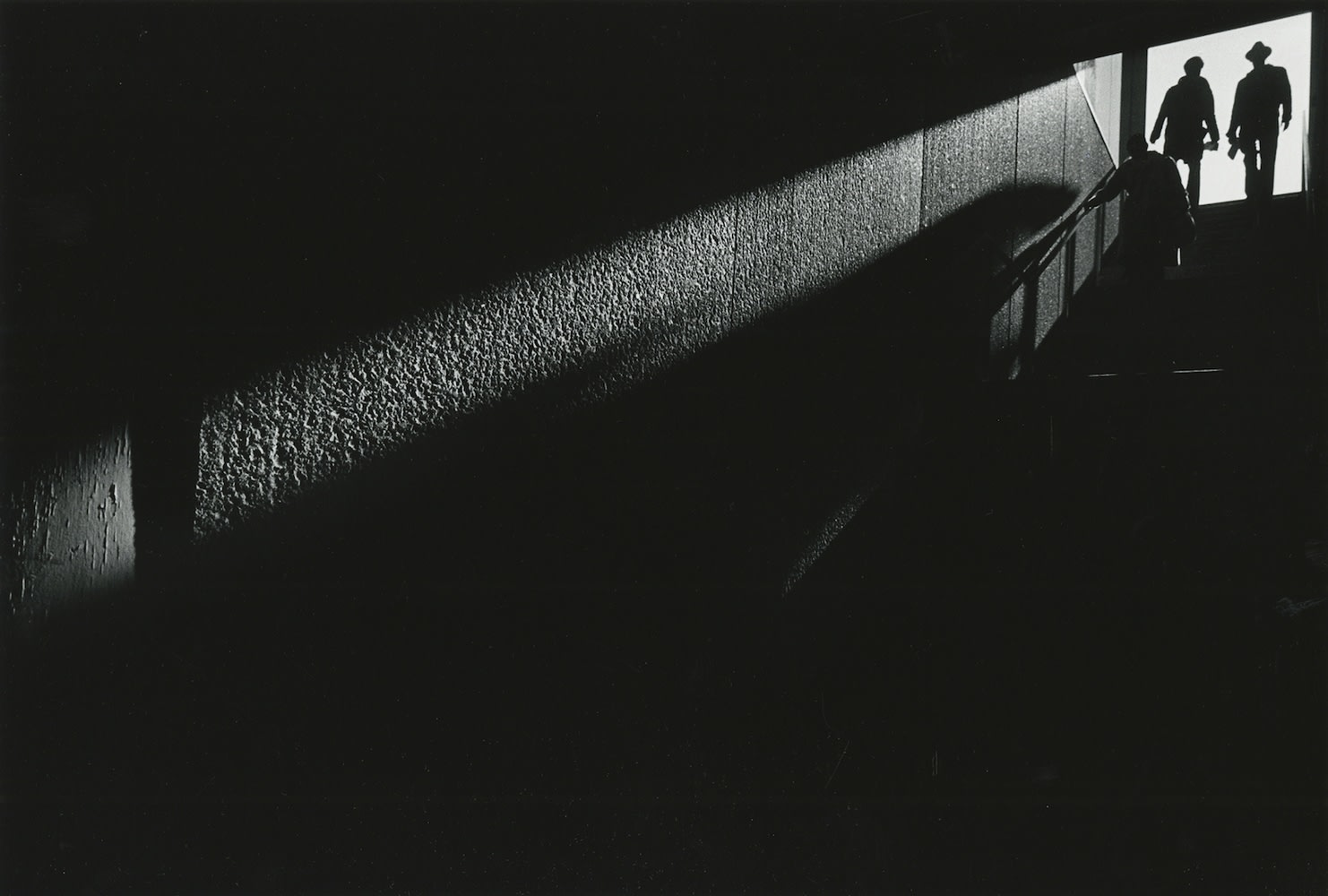 Ray K. Metzker, City Whispers, 1981
