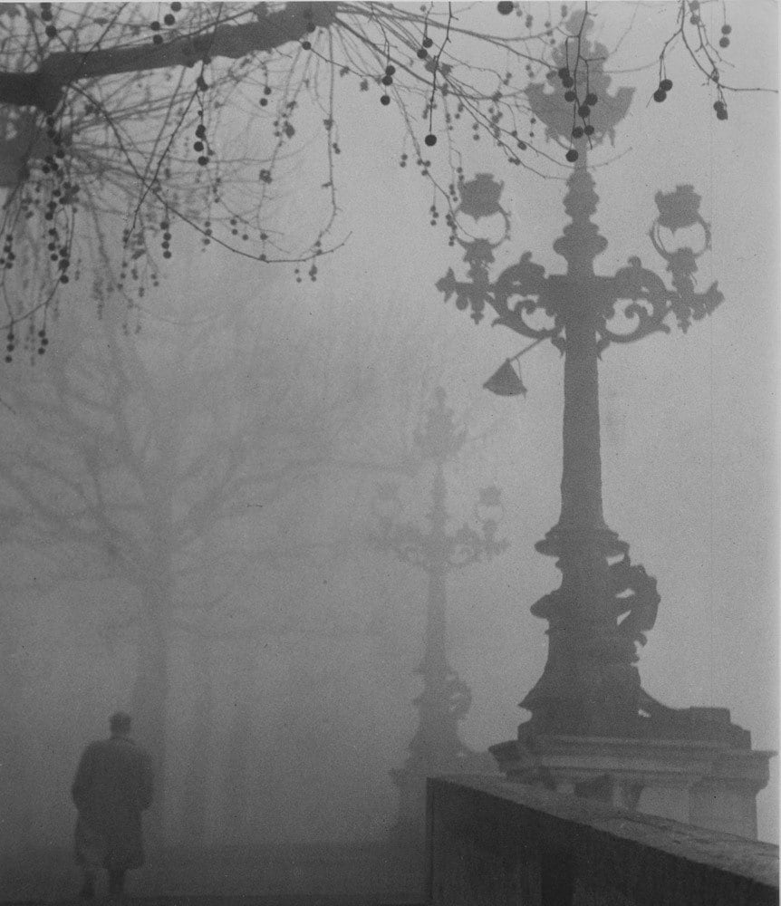Sabine Weiss, Lyon, 1950