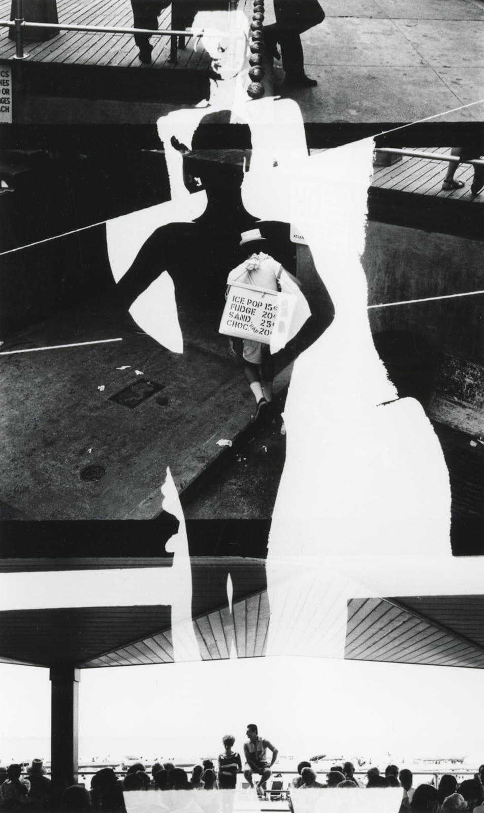 Ray K. Metzker, Early Philadelphia, 1968