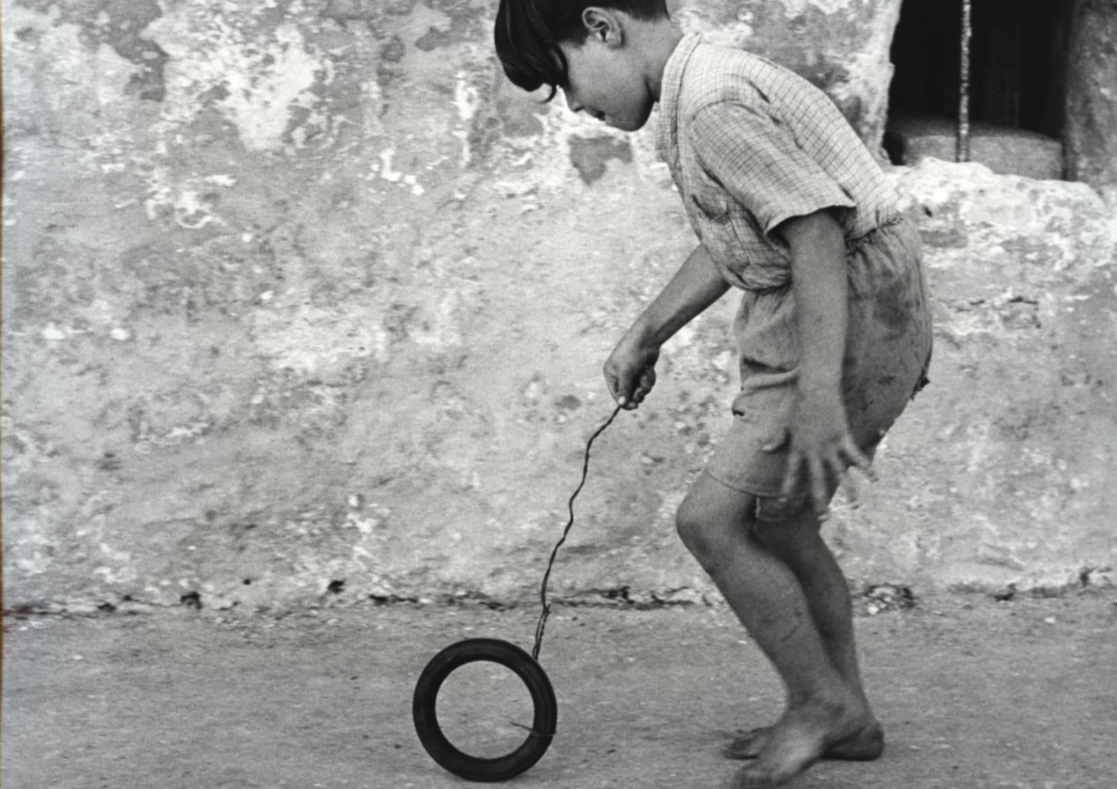 Sabine Weiss, Malte, 1955