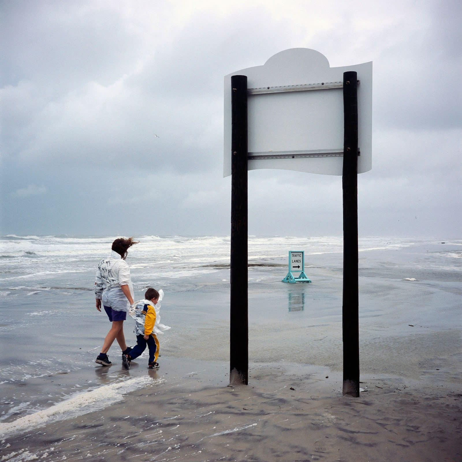 Jean-Christophe Béchet, Daytona Beach, Floride #1, 2002