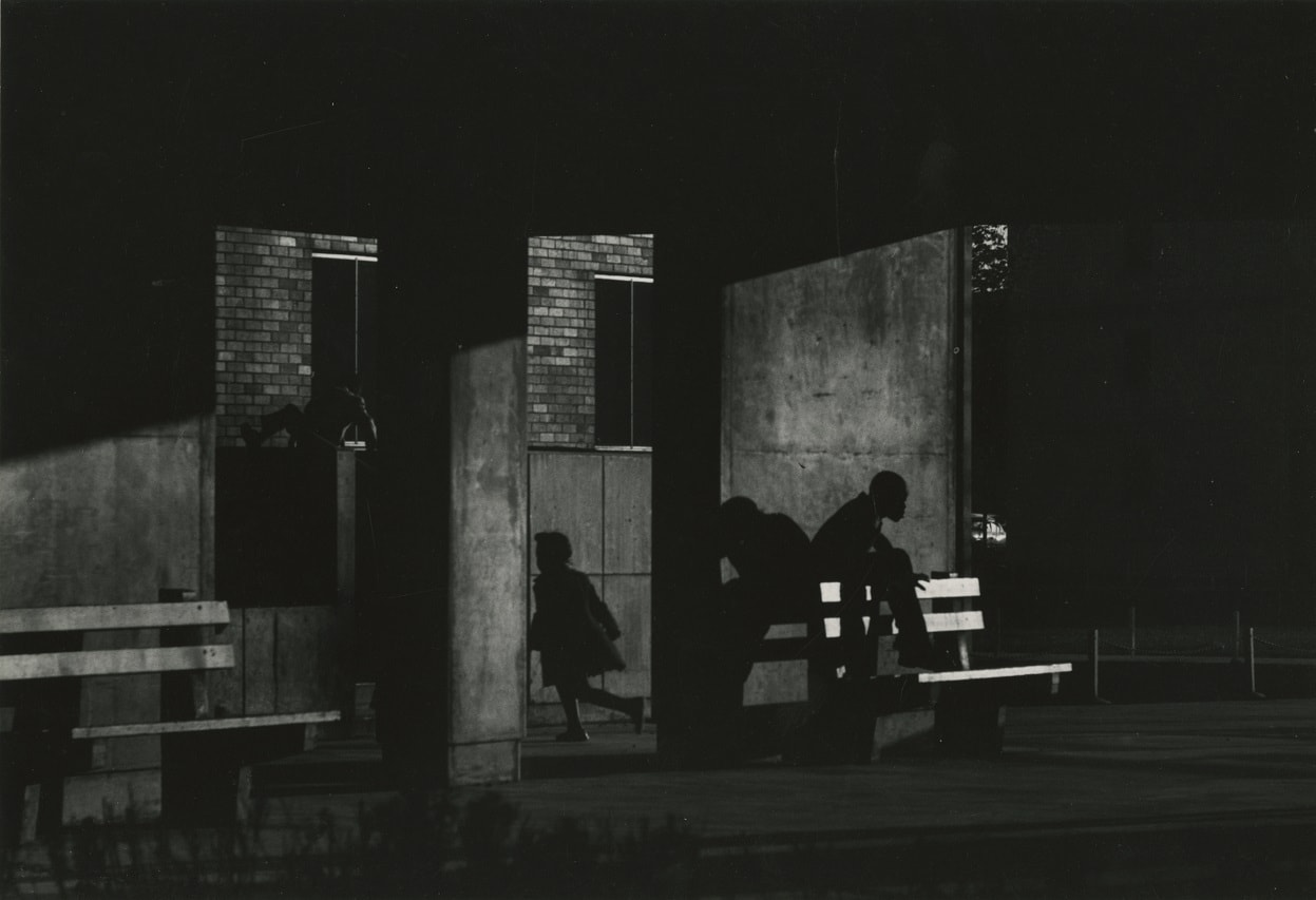 Ray K. Metzker, Chicago - Non Loop, 1958
