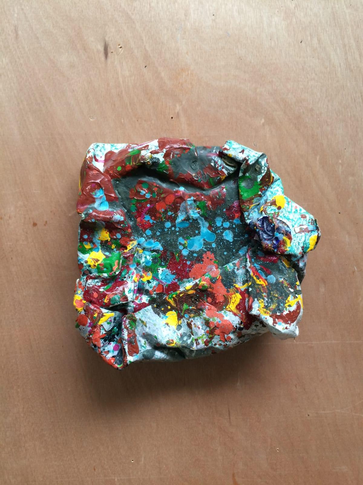 Édouard Prulhière Sans titre Technique mixte 32 x 27 x 5 cm
