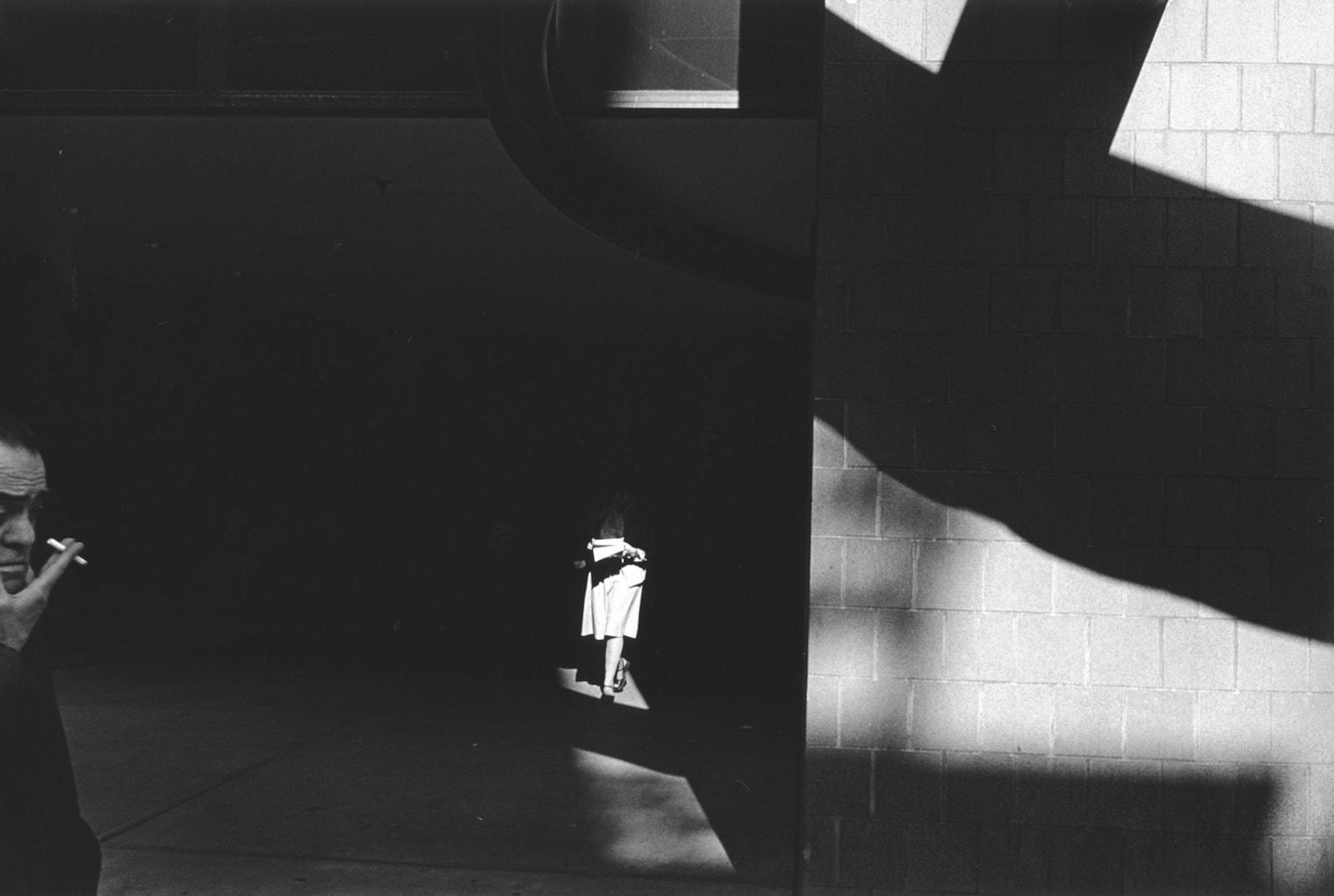Ray K. Metzker, City Whispers, Philadelphia, 1982