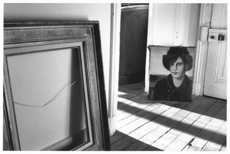 Hervé Guibert, Emménagement rue du Moulin-Vert, c. 1990
