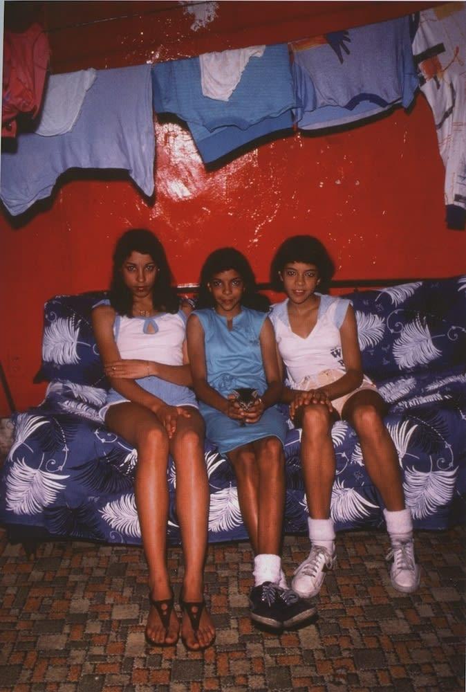 Arlene Gottfried, Cousins, 1980's