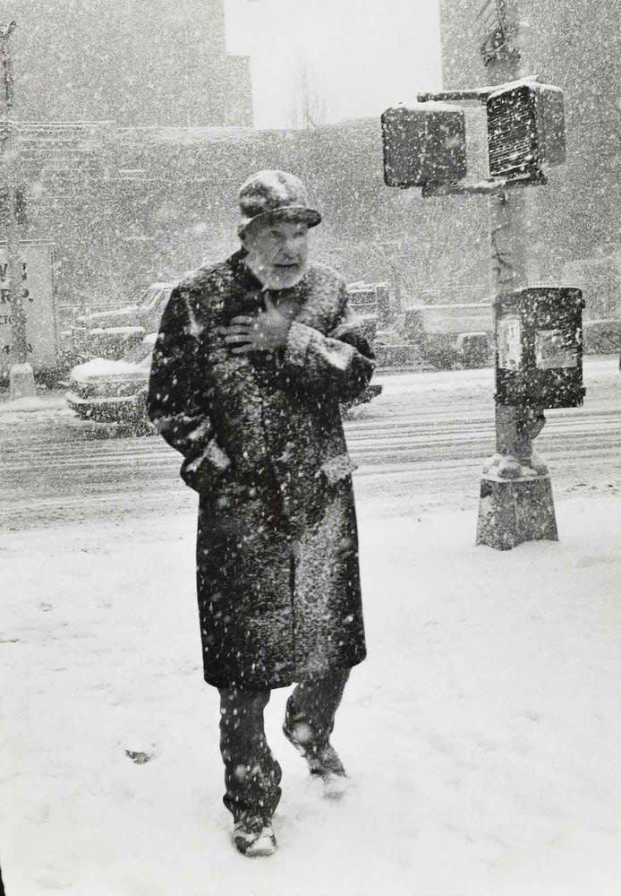 Sid Kaplan, New York City, 1985