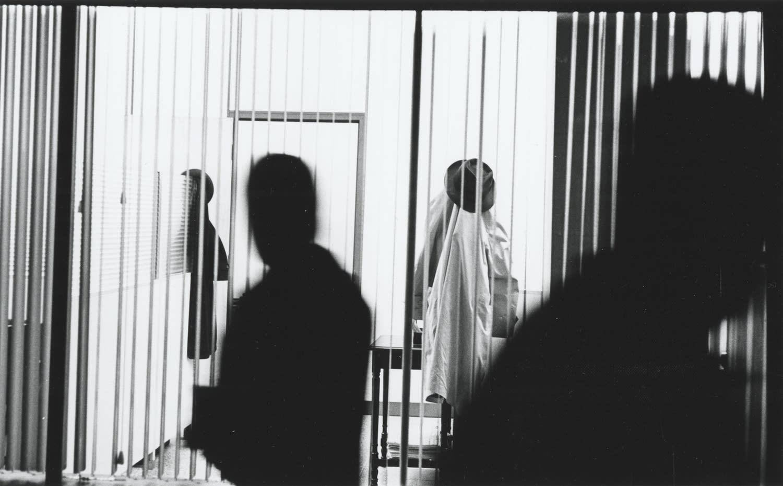 Ray K. Metzker, Philadelphia, 1964