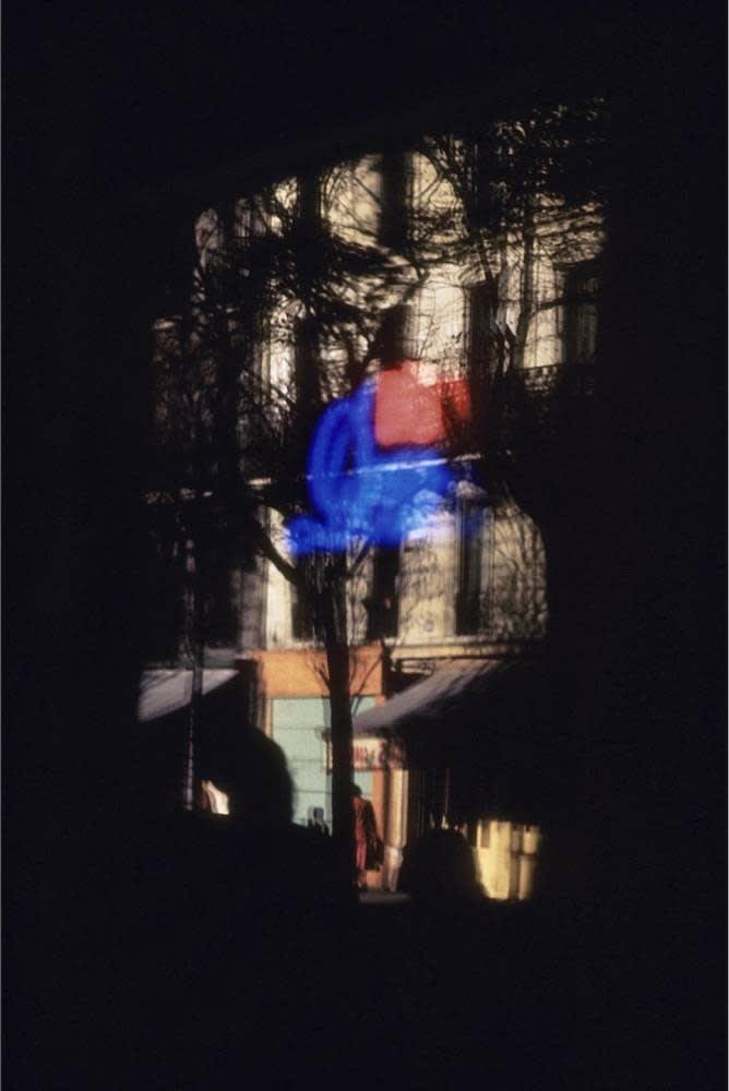 Ernst Haas, Paris, France, 1954
