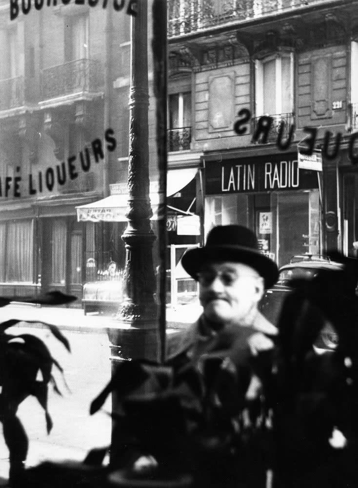 Sabine Weiss, Paris, 1952