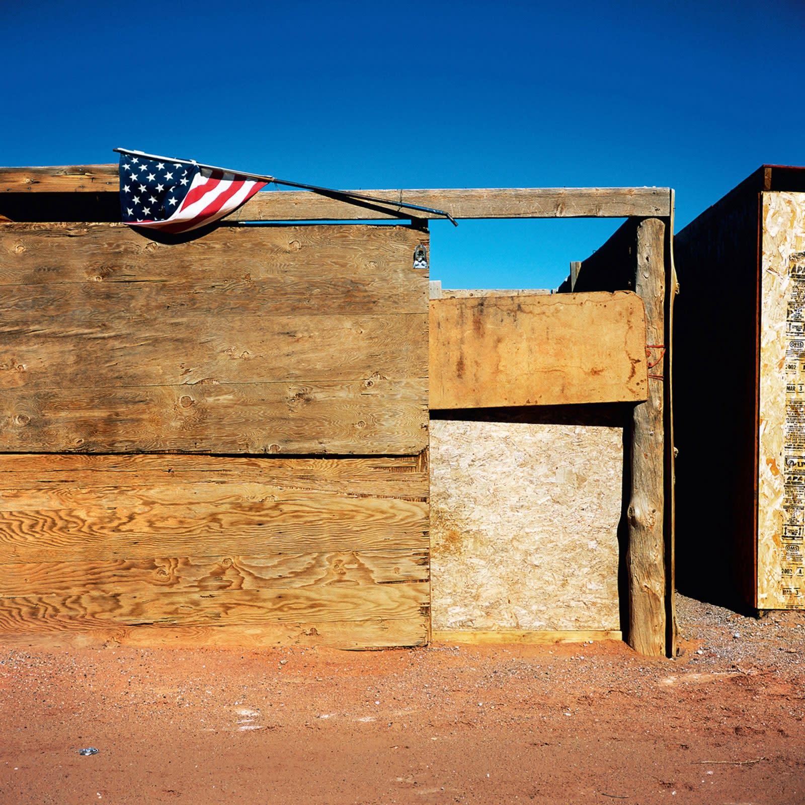 Jean-Christophe Béchet, Monument Valley, Arizona, 2004
