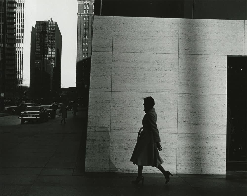 Ray K. Metzker, City Whispers, 1980