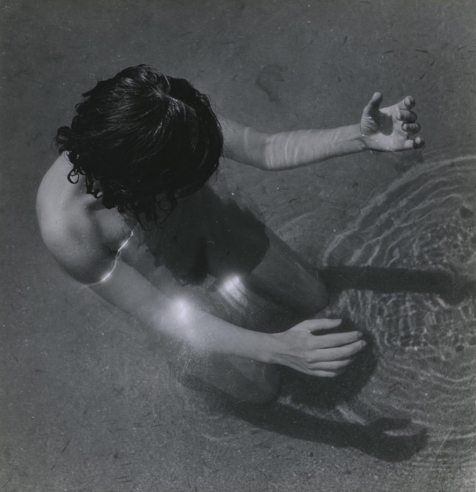 Pierre Boucher Sans titre Tirage gélatino-argentique d'époque 21,3 x 20,3 cm Dim. papier: 21,3 x 20,3 cm