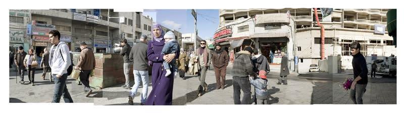 Alexis Cordesse, Salah Ad-In Street, 2009