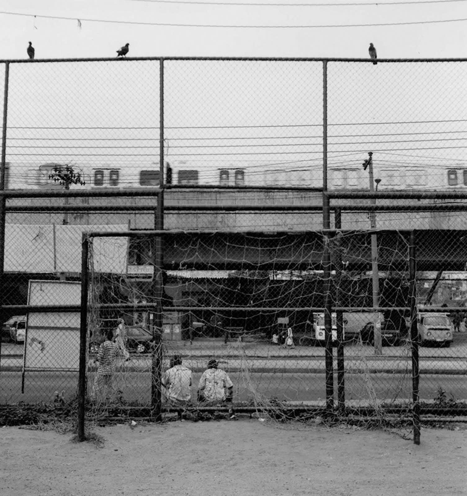 Pierre Schwartz, Rio de Janeiro #4, Brésil, 2001