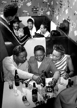 Wayne F. Miller, Neighborhood Tavern, 1946-1948