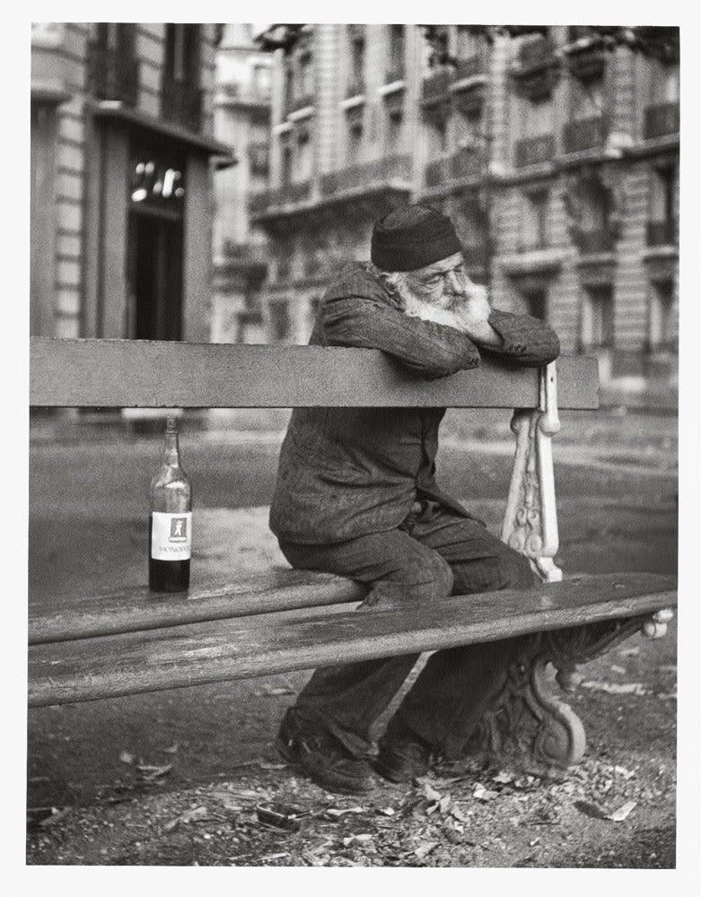 Sabine Weiss, Paris, 1950