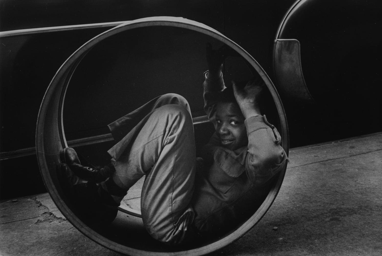 Sabine Weiss, New York, 1955