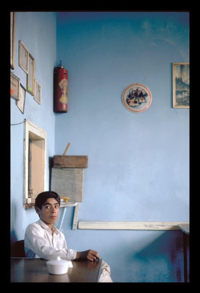 Jean-Christophe Béchet, Istanbul, Turquie, 1986
