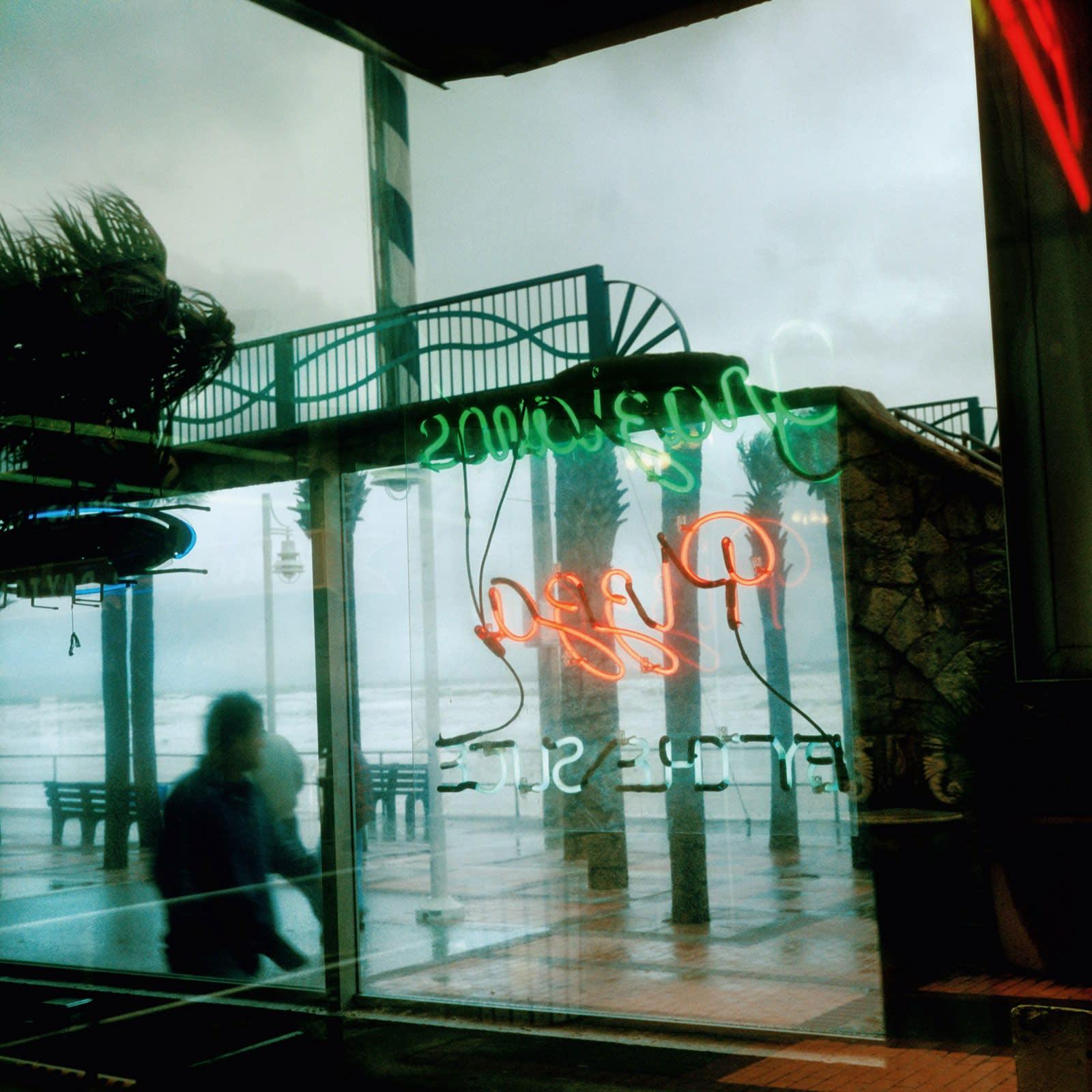 Jean-Christophe Béchet Daytona Beach, Floride #199 Tirage Ilfochrome (Cibachrome) Dim. papier: 40 x 50 cm