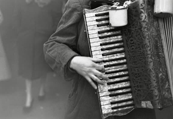 Louis Faurer, New York City, 1948